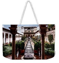 The Water Gardens Weekender Tote Bag