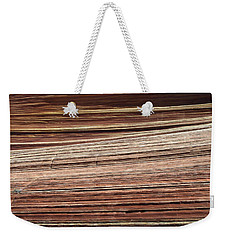 'the Wave' North Coyote Buttes 06 Weekender Tote Bag