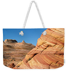 'the Wave' North Coyote Buttes 13 Weekender Tote Bag