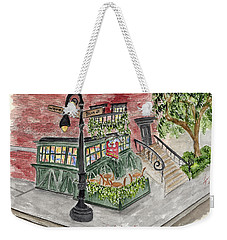 The Waverly Inn And Garden Weekender Tote Bag