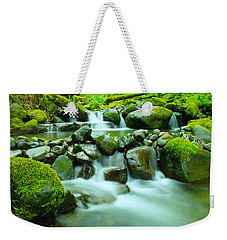 The Way Of Healing Water  Weekender Tote Bag