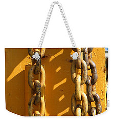 The Weakest Link Weekender Tote Bag