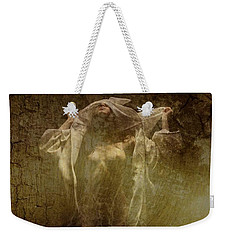 The Whisper Weekender Tote Bag