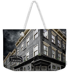 The White Horse Tavern Weekender Tote Bag