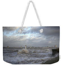 The Wild Mersey 2 Weekender Tote Bag by Spikey Mouse Photography