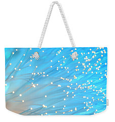 Weekender Tote Bag featuring the photograph The Wind by Dazzle Zazz