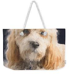 The Wink Weekender Tote Bag