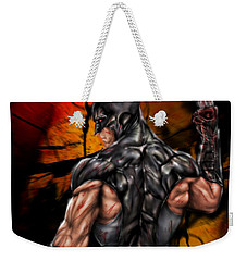 The Wolverine Weekender Tote Bag
