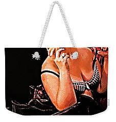 The Woman Weekender Tote Bag