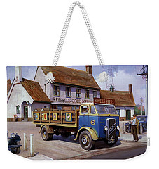 The Woodman Pub. Weekender Tote Bag