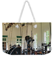 The Work Shop Weekender Tote Bag