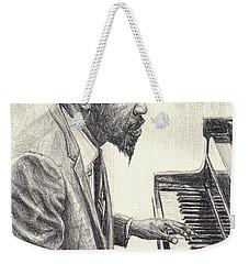 Thelonious Monk II Weekender Tote Bag