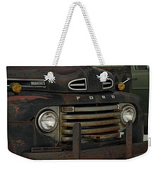 There Is Nothing Like An Old Ford Weekender Tote Bag