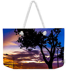 There Is Something Magical About The Sky Weekender Tote Bag