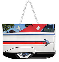There Was A Time Weekender Tote Bag