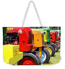 They're At The Gate Weekender Tote Bag by Gordon Elwell