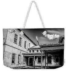 Weekender Tote Bag featuring the photograph Things From The Past by Naomi Burgess