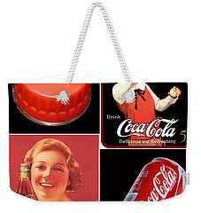 Things Go Better With -  Weekender Tote Bag by EricaMaxine  Price