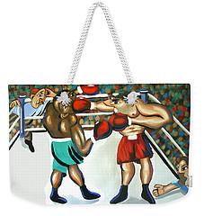 Third Round Weekender Tote Bag