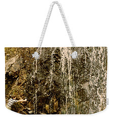 Weekender Tote Bag featuring the photograph Thirsty by Amazing Photographs AKA Christian Wilson