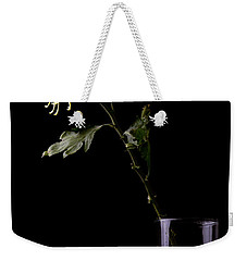 Weekender Tote Bag featuring the photograph Thirsty by Sennie Pierson