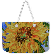 This Here Sunflower Weekender Tote Bag