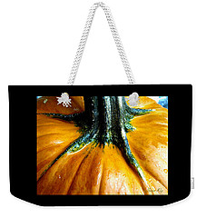 Beautiful Pumpkin. Holiday Collection 2015 Weekender Tote Bag