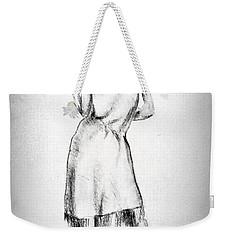 This Is It Weekender Tote Bag