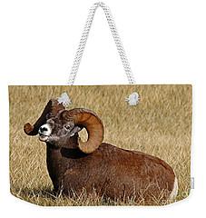 This Is My Space Weekender Tote Bag by Vivian Christopher