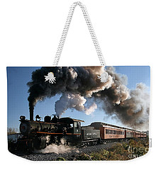 This Old Train  Weekender Tote Bag