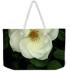 This Rose For You Weekender Tote Bag by James C Thomas