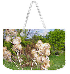 Thistle Me This Weekender Tote Bag