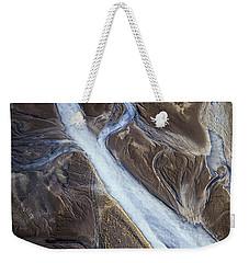 Thjosa Weekender Tote Bag by Gunnar Orn Arnason