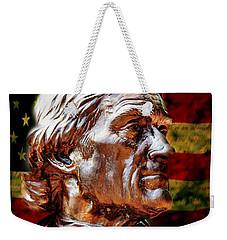 Thomas Jefferson Statue  Weekender Tote Bag
