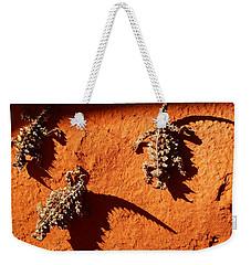 Thorny Devils Weekender Tote Bag