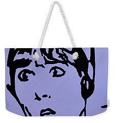 Thoroughly Modern Millie Weekender Tote Bag