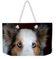 Those Eyes Weekender Tote Bag