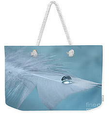 Thoughts Of Yesterday Weekender Tote Bag