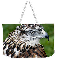 The Threat Of A Predator Hawk Weekender Tote Bag