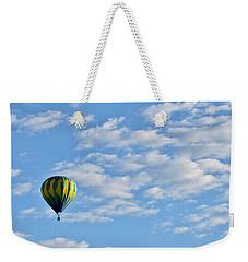 Three Beautiful Balloons In Cortez Weekender Tote Bag
