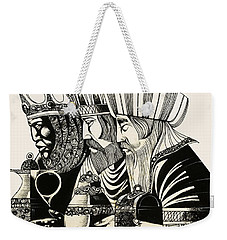 Three Kings Weekender Tote Bag