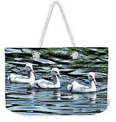 Three Little Flappers Weekender Tote Bag by Adam Olsen