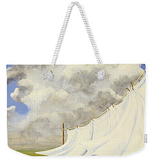 Three Sheets To The Wind Weekender Tote Bag