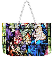 Three Wise Men - Visitation Of The Magi Weekender Tote Bag