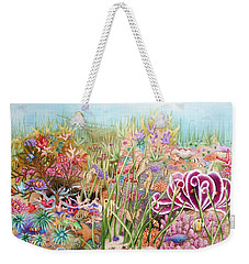 Thriving Ocean  Weekender Tote Bag