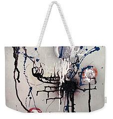 Through Mezcal Soaked Eyes Weekender Tote Bag by Roberto Prusso