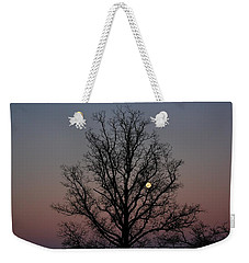 Through The Boughs Landscape Weekender Tote Bag by Dan Stone