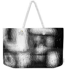 Through The Curtain  Weekender Tote Bag