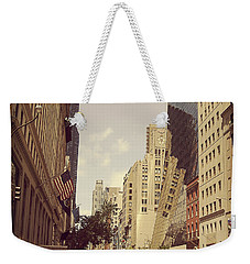 Through The Faded Looking Glass Weekender Tote Bag