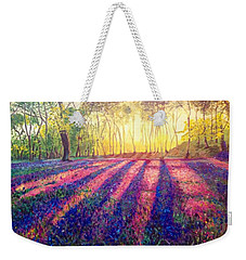 Through The Light Weekender Tote Bag